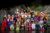 Shrek - July 27  @ 7 pm, July 28 @ 2 pm, BHS