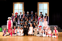 The Aristocats -July 20 @ 7 pm, July 21 @ 1 pm, TCMS