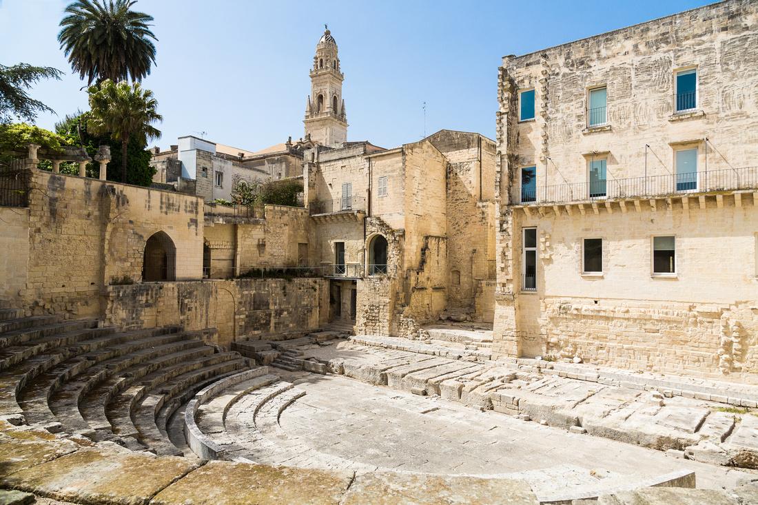 Amphitheater, Lecce