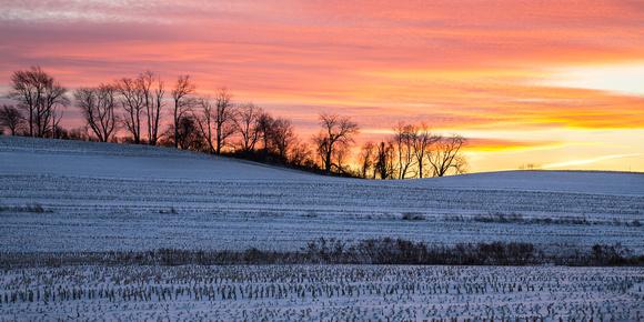Winter Sunrise 1