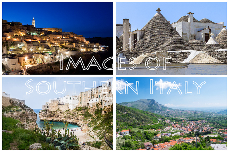 Click SLIDESHOW in the upper right corner to enjoy a virtual trip to Italy