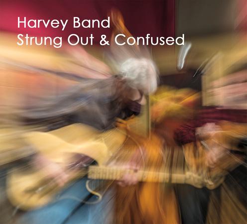 CD of Harvey's latest album
