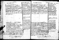 Fortunata Cutillo birth cert 1827