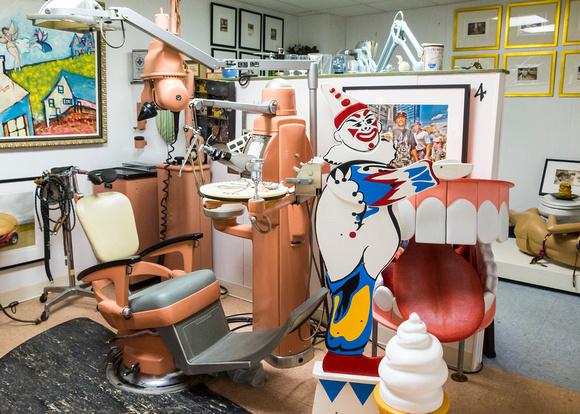 Artisan Works - the Dentist Office