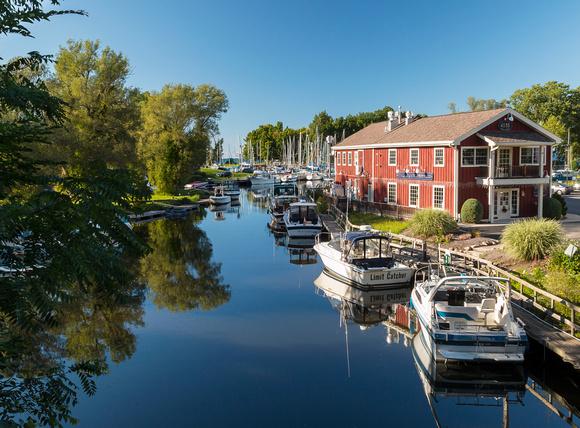 Pultneyville, NY Marina