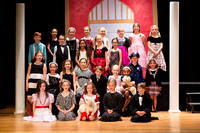 Annie - July 22, 7 p.m., July 23 at 1 p.m., TCMS Auditorium