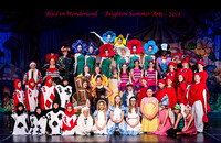 Alice in Wonderland - Performances: July 29  at 7 p.m., July 30 at 2 p.m., BHS Auditorium