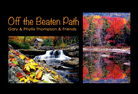 "2 images in ""Off the Beaten Path"" at ICPG November 2015"