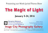 2 images accepted to Magic of Light 2016 at Image City