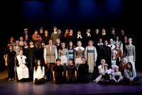 Cast and Crew - the Crucible