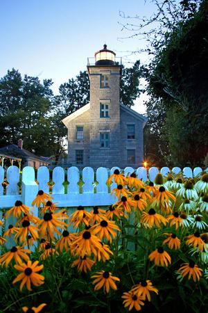 Sodus Light House #1