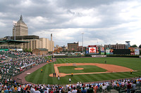 Frontier Field & Kodak tower