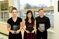 Winners of the Performance Competition - High School, Emerging Artist and Collegiate Piccolo levels