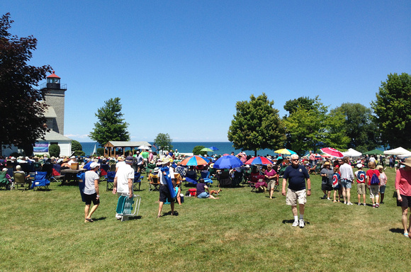 Sodus Lighthouse 3rd of July Extravaganza